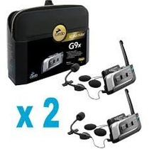 Intercomunicador Scala Rider G9x Powerset (kit Com 2)