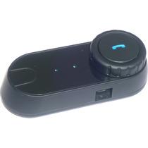 Comunicador Capacete Moto Bluetooth Gps Mp3 - Mod. Novo
