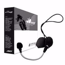 Intercomunicador Moto Mt Alotech Bluetooth (capacete Mt/ls2)
