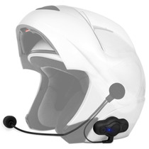 Intercomunicador Moto Capacete Bluetooth Celular Gps Mp3