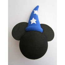 Mickey Fantasia - Enfeite Para Antena Carros-original Disney