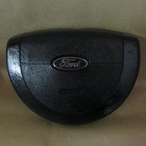 Bolsa Air Bag Motorista Ford Fiesta Ecosport 03/06 Orig.