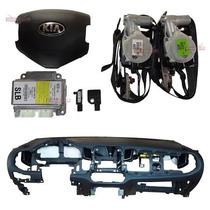Kit Air Bag Bolsas Cintos Modulo Painel Kia Sportage 012 014