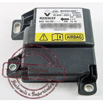 Módulo De Air Bag Original 8201163282 Para Renault Duster