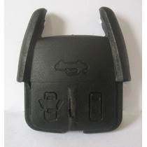 Gm Astra Vectra Zafira - Capa Chave Do Telecomando 3 Botao