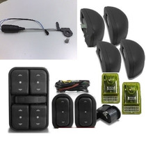 Kit Vidro Eletrico Opala 4p Ou 4 Vidros C/ Modulo Inteligent