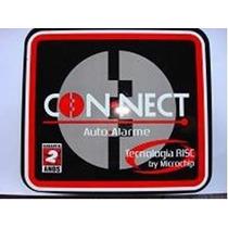 Alarme Con-nect Com 2 Controles Remoto Instalado