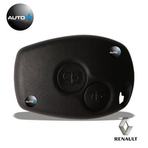 Capa Controle Chave Alarme Renault Logan E Sandero