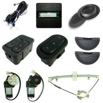Kit Vidro Eletrico Sensorizado - Verona / Pointer / Logus