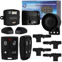 Alarme Automotivo Kostal K300 + Trava + Modulo Vidro 4portas