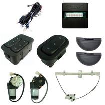 Kit Vidro Eletrico Sensorizado - Logus 2 Portas