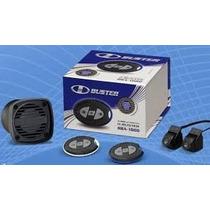 Alarme Automotivo / Carro H-buster Hba-1000 Com 2 Controles