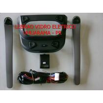 Kit Vidro Eletrico Traseiro Novo Uno 4 Portas Até 2014