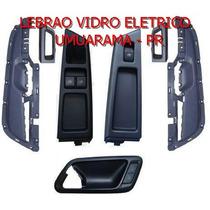 Kit Vidro Eletrico Novo Fox 4 Portas Sensorizado
