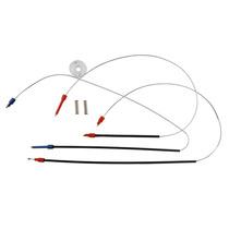 Kit Reparo Vidro Eletrico Golf Sapao 4 Portas Dianteiro