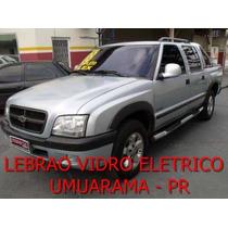Kit Vidro Eletrico Dianteiro S-10, Blazer, Ranger