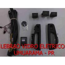 Kit Vidro Eletrico Traseiro Gol E Voyage G5 Sensorizado