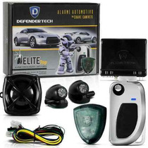 Alarme Automotivo Defendertech Chave Canivete Sensor Farol