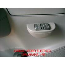 Kit Vidro Eletrico 4 Portas Celta E Prisma 2012 Sensorizado