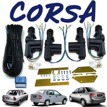 Kit Travas Elétricas Específicas Corsa / Classic 04 Portas