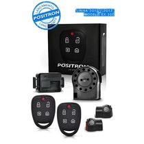 Alarme Positron Carro Exact Ex300 Cyber 2013 Novo Lançamento