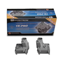 Trava Eletrica Positron Fox Gol Parati Saveiro G3 G4 2 Porta