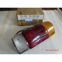 Lanterna Trazeira Esquerda Chevrolet D-20 85/...