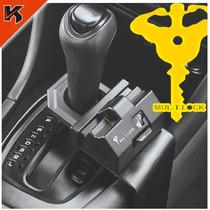 Mul-t-lock Trava Cambio Modelo Cadeado Vw Santana Automático