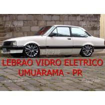 Kit Vidro Eletrico Chevette Simples, Com Ou Sem Ventarola