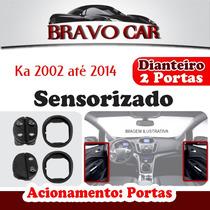 Kit Vidro Eletrico Ford Ka 2008 A 2014 Sensorizado