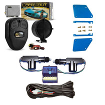 Alarme Carro Automotivo Trava Elétrica 2 Portas Gol G2 G3 G4