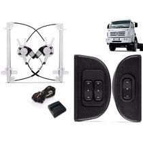 Vidro Eletrico Worker Caminhão Volkswagen Vw Sensorizado 12v