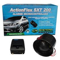 Alarme Sistec Keyless Sxt 200 Comando Controle Original