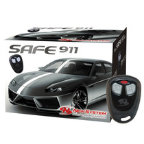 Alarme Automotivo Safe 911- New System
