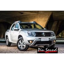 Modulo De Subida De Vidros Renault Oroch Kit Conforto