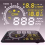 Velocímetro Digital Para-brisa Head Up Display Plug Obd Cp66