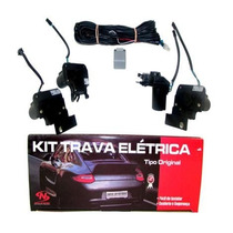 Kit Trava Elétrica Especifica Gm Novo Corsa 4 Portas