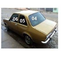 Vidro (04) Traseiro Vigia Gm Chevette 74 A 93 Original