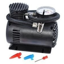 Mini Compressor Ar Automotivo Portátil 250 Psi Multi Uso
