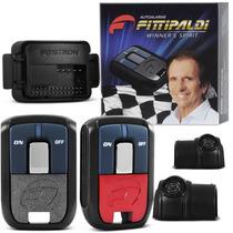 Alarme Positron Px Fittipaldi 21 Funções Controle Presença