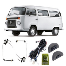 Kit Vidro Eletrico Kombi Clipper Inteligente