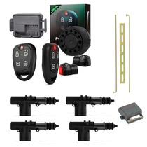 Alarme Automotivo Positron Exact Ex 330 +kit Trava 4 Portas