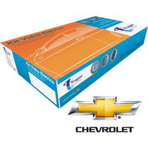 Kit Vidro Elétrico Gm Onix 4p Traseiro Mold Cinza Gmse056