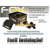 Bloqueador De Ignição Anti-furto Veicular Fox Basic
