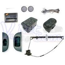 Kit Vidro Eletrico Caminhão Vw Até 2006 Automatizado
