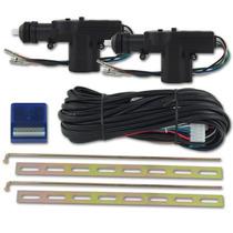 Trava Eletrica Com Centralina Universal Kit 2 Portas