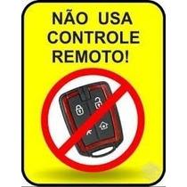 Alarme Bloqueador Anti Furto Corta Igniçao Carro E Moto Orig