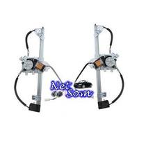 Maquina Vidro Eletrico 4 P Logan E Sandero Com Motor Mabuch
