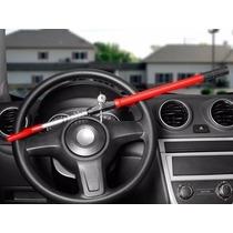 Trava Antifurto Volante Carro Com 2 Chaves Tetra Anti-micha