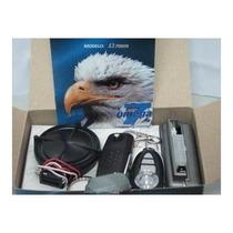 Alarme Automotivo Omega 7 - 7000 Txc Com Controle Canivete